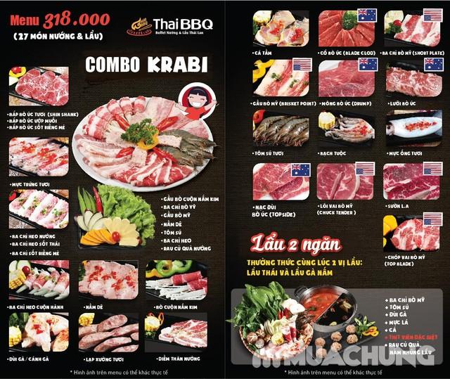 Buffet lẩu nướng cao cấp Thái Lan giữa lòng Hà Nội - 31