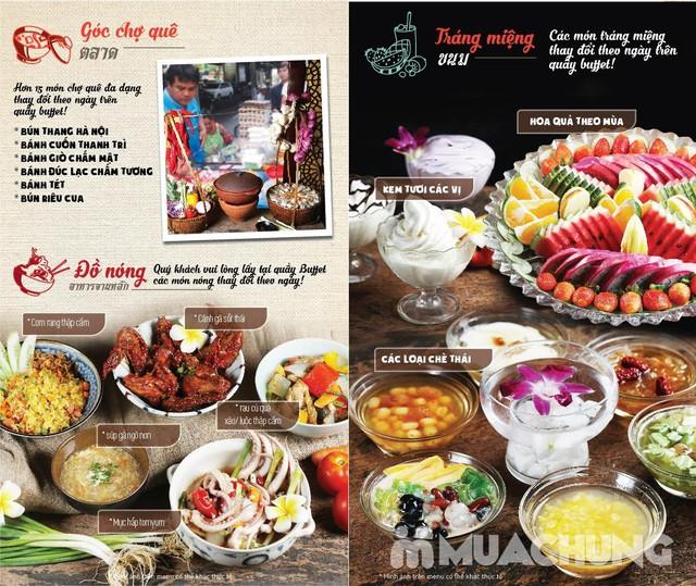 Buffet lẩu nướng cao cấp Thái Lan giữa lòng Hà Nội - 32