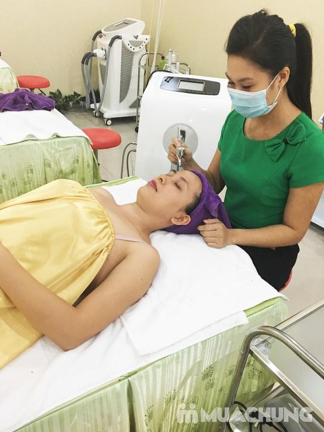 Xông hơi, massage body đá nóng + tinh dầu thư giãn Spa Song Linh - 1