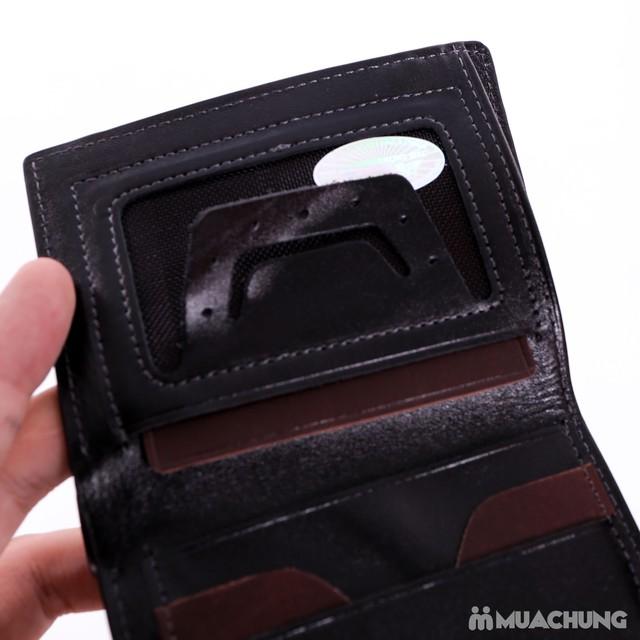 Chọn 1 trong 2 mẫu ví nam da bò DaH2 thời trang - 15