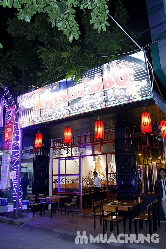 Thỏa thích ăn nướng kiểu Nhật tại Koishi BBQ - 13