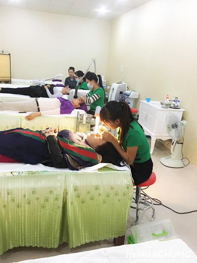 Xông hơi, massage body đá nóng + tinh dầu thư giãn Spa Song Linh - 8