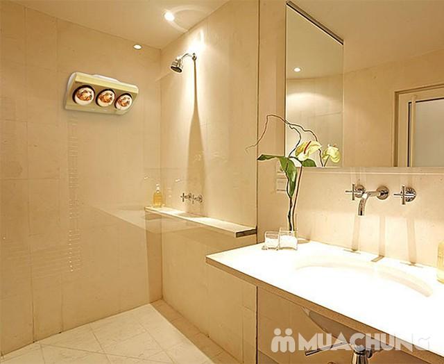 Đèn sưởi nhà tắm Kottmann 3 bóng dòng vàng (bảo hành 3 năm) - 10