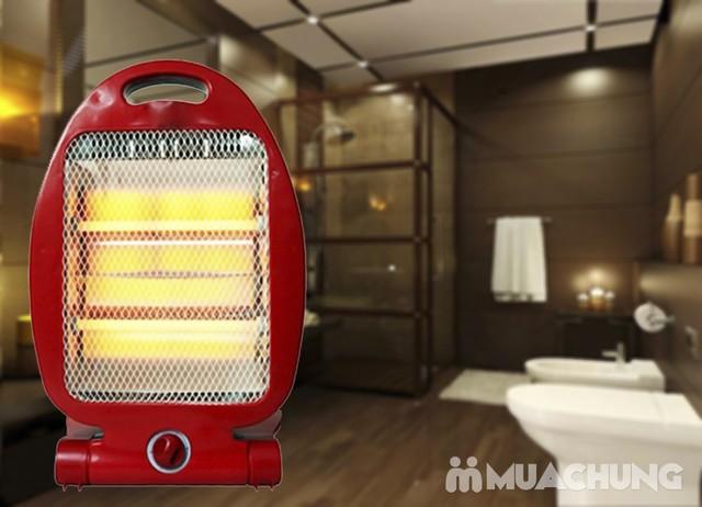 Đèn sưởi Fujika chính hãng - Bảo hành 12 tháng - 6