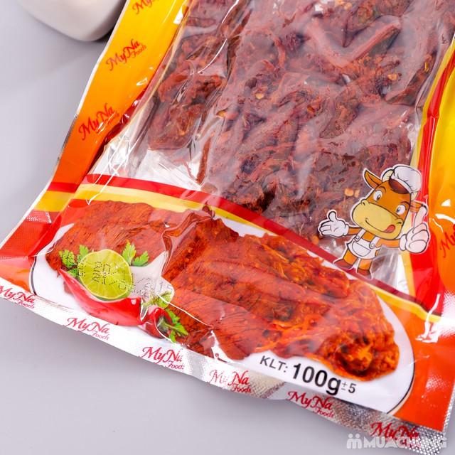 Combo 5 gói thịt bò khô thơm ngon - 13