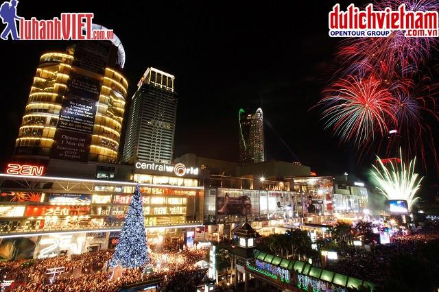 Trải nghiệm hè du lịch Thái Lan: Bangkok - Pattaya 5N4Đ - 2