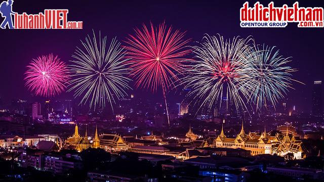 Trải nghiệm hè du lịch Thái Lan: Bangkok - Pattaya 5N4Đ - 1