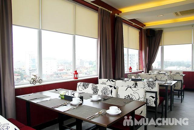 Ngon lạ set cháo ếch kiểu Singapore cho 2 người nhà hàng D'Lions Restaurant - 3