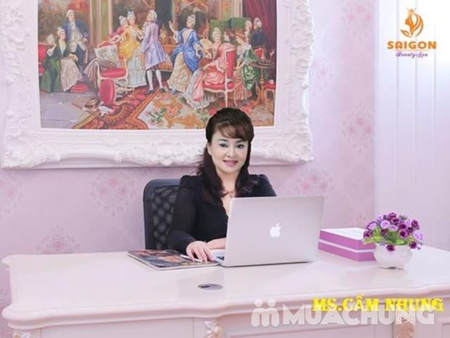 Nâng cơ xóa nhăn tạo mặt Vline trẻ 5-7 tuổi CN mới SaiGon Beauty - 19