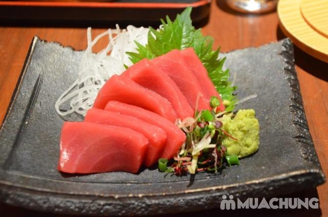 Buffet món Nhật ngon tuyệt hảo - Mua 4 tặng 1 - Sapporo Sushi Club - 1