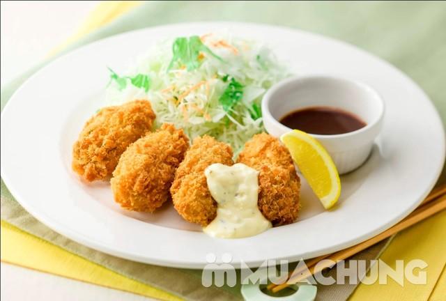 Buffet món Nhật ngon tuyệt hảo - Mua 4 tặng 1 - Sapporo Sushi Club - 7