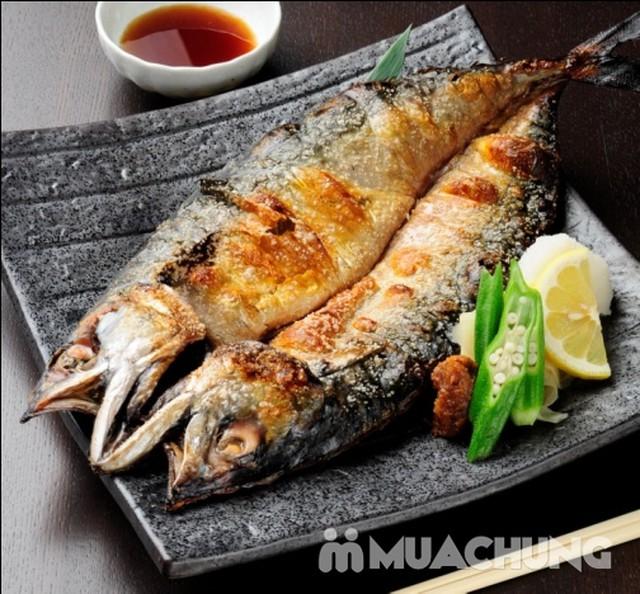 Buffet món Nhật ngon tuyệt hảo - Mua 4 tặng 1 - Sapporo Sushi Club - 8