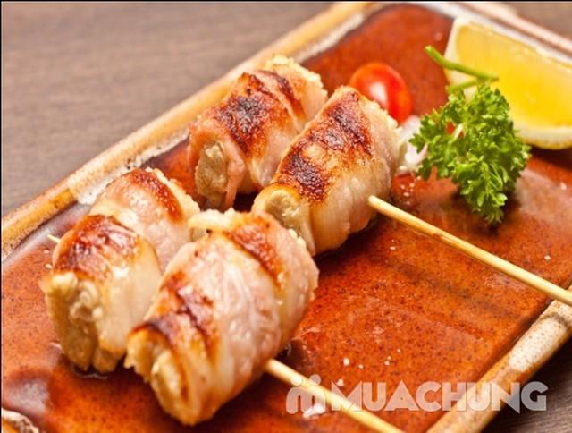 Buffet món Nhật ngon tuyệt hảo - Mua 4 tặng 1 - Sapporo Sushi Club - 12