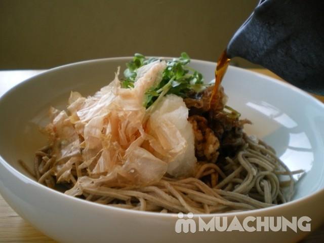 Buffet món Nhật ngon tuyệt hảo - Mua 4 tặng 1 - Sapporo Sushi Club - 14