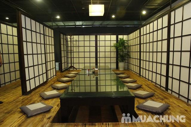 Buffet món Nhật ngon tuyệt hảo - Mua 4 tặng 1 - Sapporo Sushi Club - 28