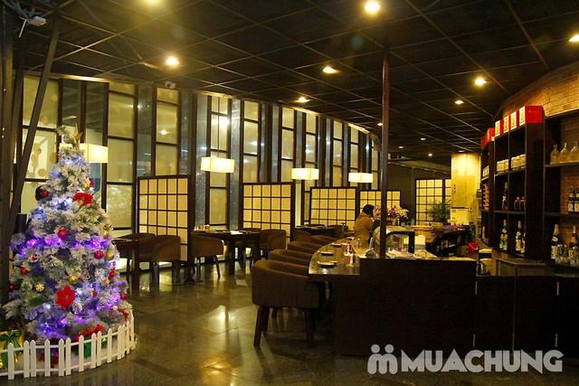 Buffet món Nhật ngon tuyệt hảo - Mua 4 tặng 1 - Sapporo Sushi Club - 27