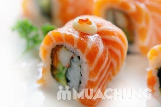 Buffet món Nhật ngon tuyệt hảo - Mua 4 tặng 1 - Sapporo Sushi Club - 3