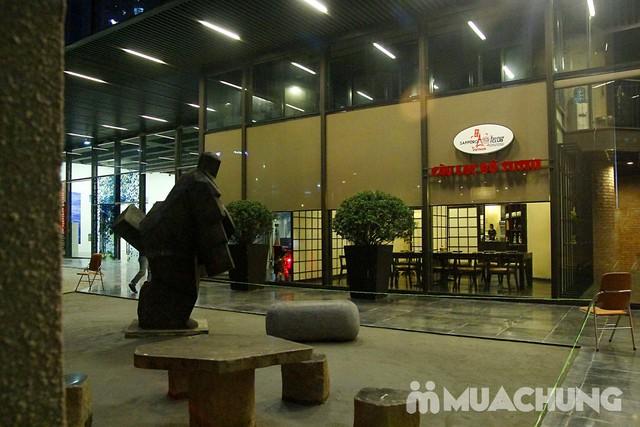 Buffet món Nhật ngon tuyệt hảo - Mua 4 tặng 1 - Sapporo Sushi Club - 31