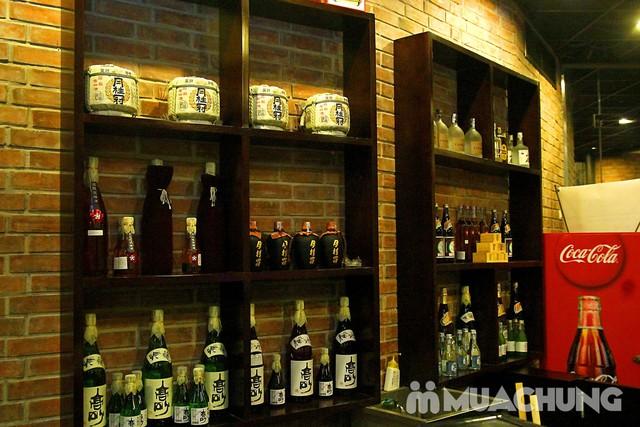 Buffet món Nhật ngon tuyệt hảo - Mua 4 tặng 1 - Sapporo Sushi Club - 30