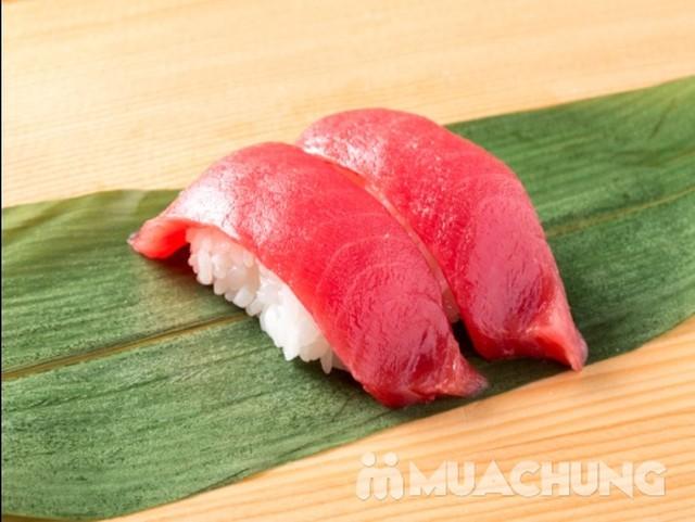Buffet món Nhật ngon tuyệt hảo - Mua 4 tặng 1 - Sapporo Sushi Club - 6