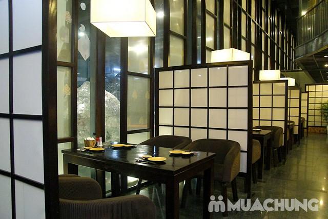 Buffet món Nhật ngon tuyệt hảo - Mua 4 tặng 1 - Sapporo Sushi Club - 29