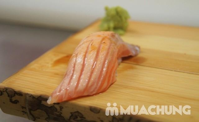 Buffet món Nhật ngon tuyệt hảo - Mua 4 tặng 1 - Sapporo Sushi Club - 5