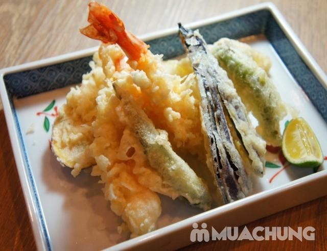 Buffet món Nhật ngon tuyệt hảo - Mua 4 tặng 1 - Sapporo Sushi Club - 4