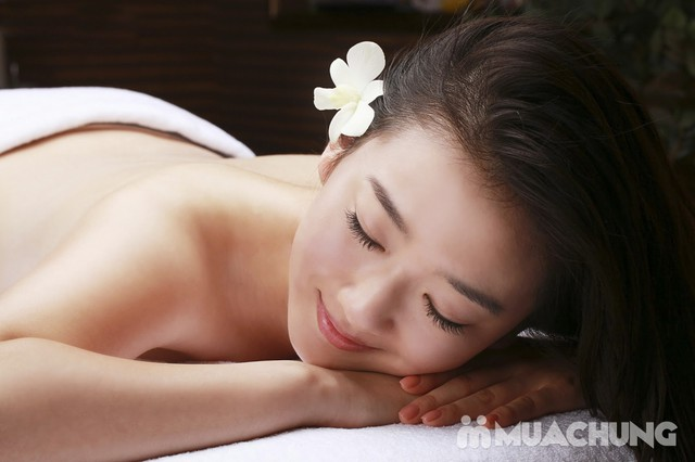 Tẩy da chết toàn thân, massage đá muối Himalayas Spa Thảo - 11