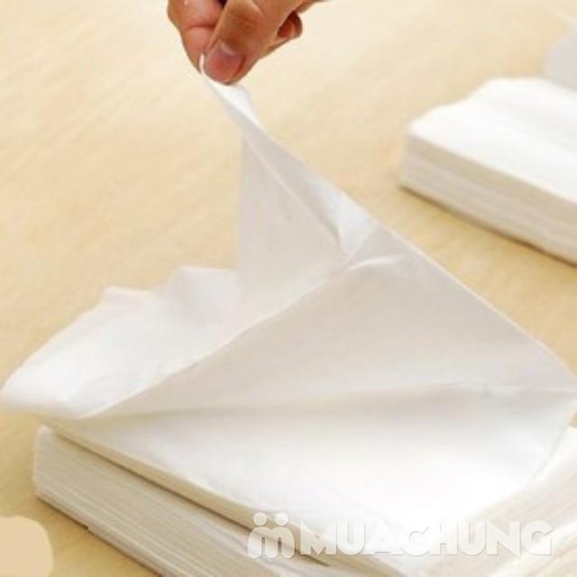 2 bịch khăn giấy chữ nhật tiện lợi - 6