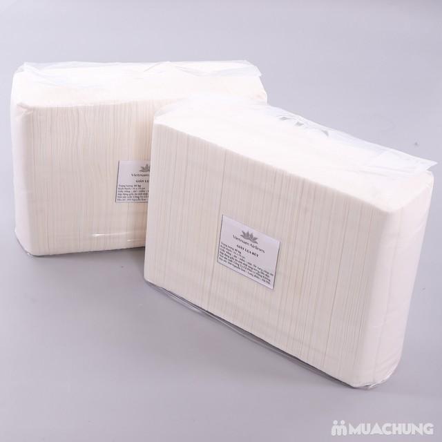 2 bịch khăn giấy chữ nhật tiện lợi - 2