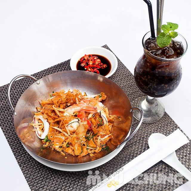 Chọn 1 trong 8 loại mỳ mới lạ kèm đồ uống hấp dẫn - d'Lions Restaurant - 14