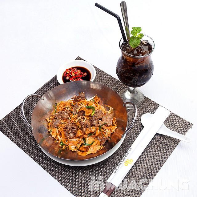 Chọn 1 trong 8 loại mỳ mới lạ kèm đồ uống hấp dẫn - d'Lions Restaurant - 15