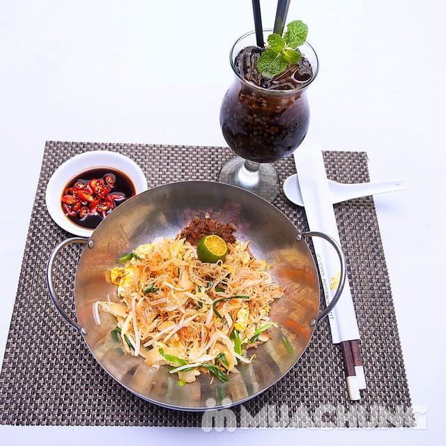 Chọn 1 trong 8 loại mỳ mới lạ kèm đồ uống hấp dẫn - d'Lions Restaurant - 16