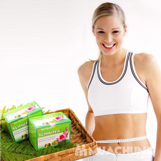 Combo 2 hộp trà giảm béo, hạ mỡ máu Slimutea - 7