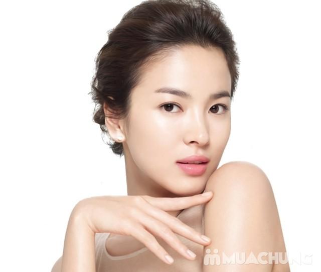 Massage mặt đá nóng & Collagen trẻ hoá da Mộc Anh Spa - 3