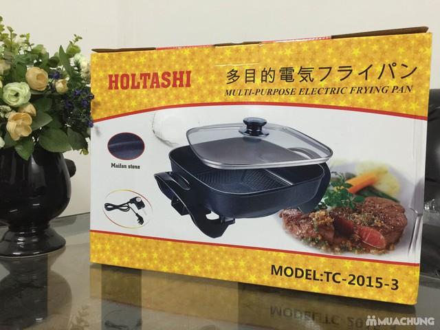 Chảo lẩu nướng đa năng Holtashi hiện đại - 9