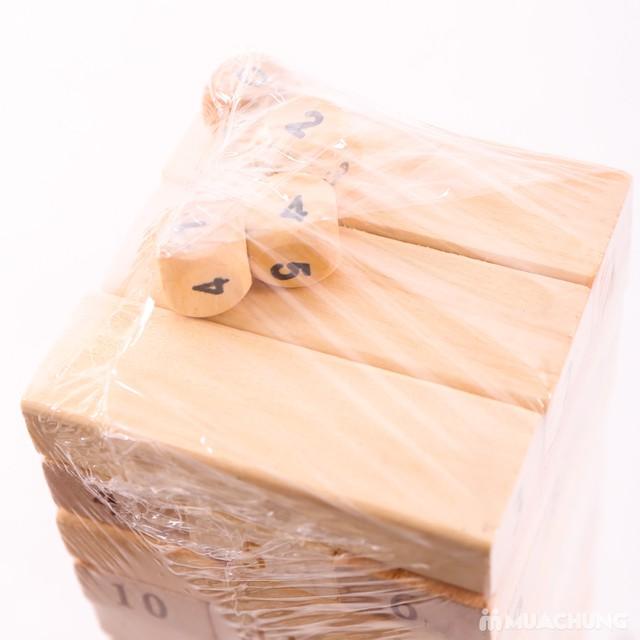 Khéo tay, tinh mắt với đồ chơi rút gỗ Vivitoys VN - 8
