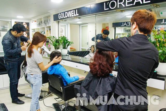 Trọn gói làm tóc tự tin đón tết- Salon Linh Phương - 1