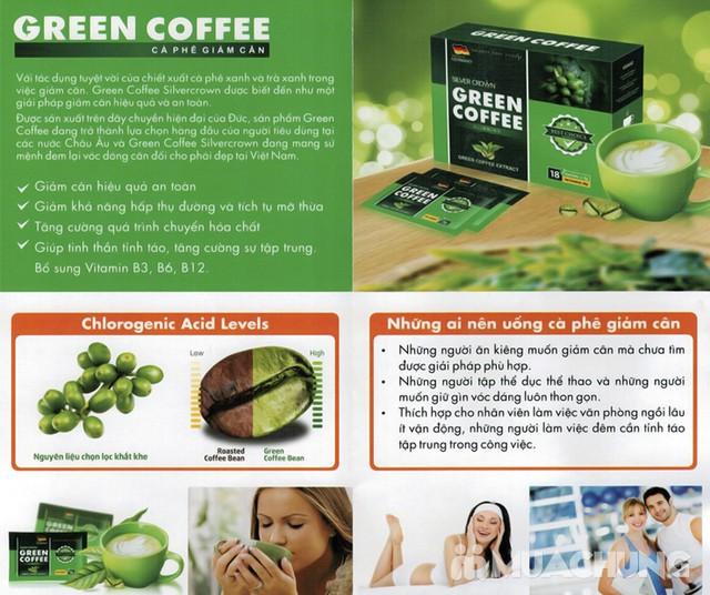 Tết không tăng cân với Cafe giảm cân GreenCoffee - 5