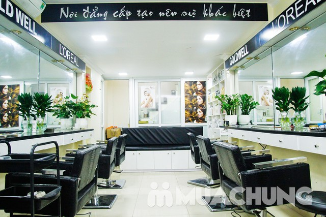 Trọn gói làm tóc tự tin đón tết- Salon Linh Phương - 3