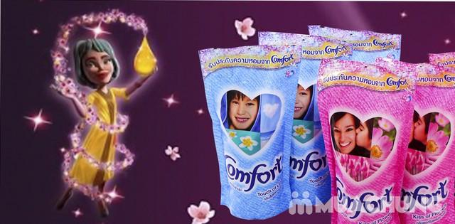 Combo 3 Túi nước xả vải comfort Thái Lan - 14