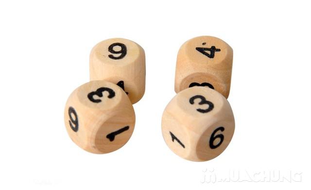 Khéo tay, tinh mắt với đồ chơi rút gỗ Vivitoys VN - 3