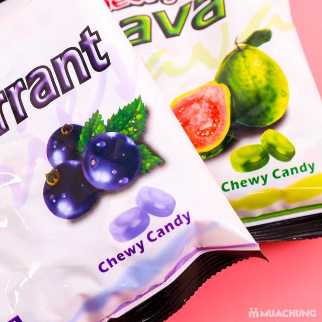 Combo 4 gói kẹo chew hương ổi & nho NK Malaysia - 2