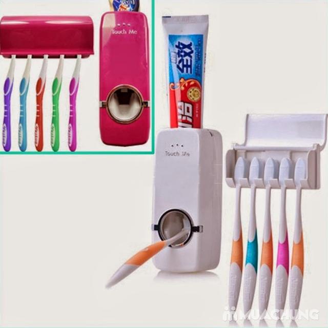 Dụng cụ lấy kem đánh răng tự động Touch Me - 5