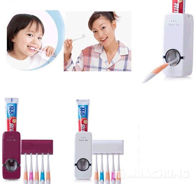 Dụng cụ lấy kem đánh răng tự động Touch Me - 13