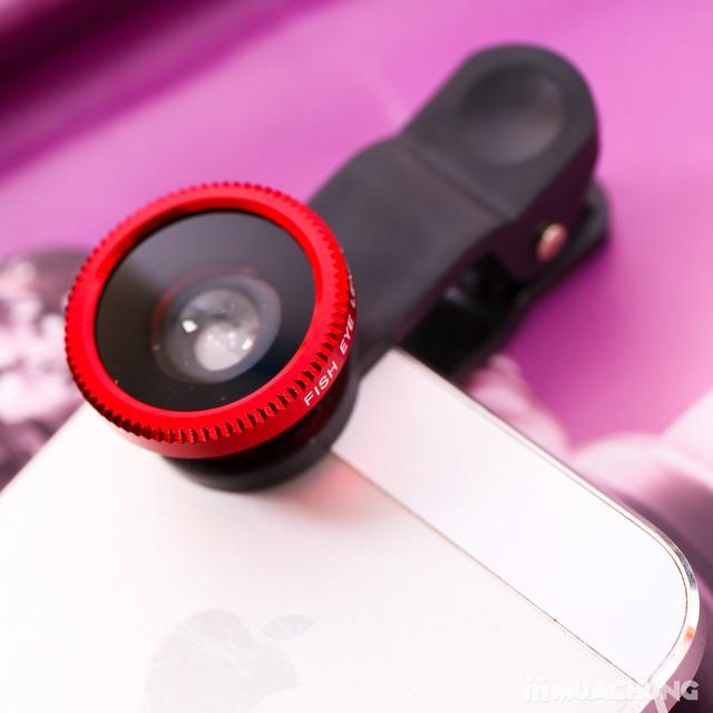 Bộ lens đa năng chụp ảnh cho điện thoại - 12