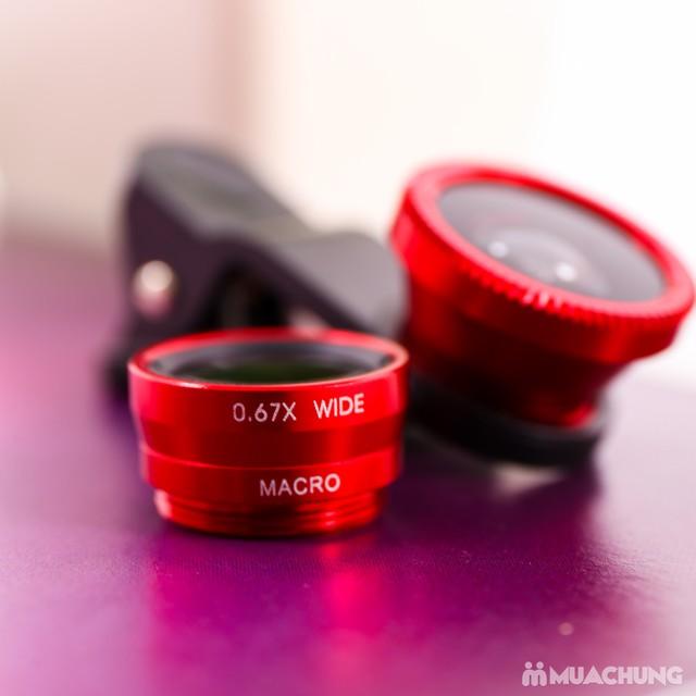 Bộ lens đa năng chụp ảnh cho điện thoại - 16