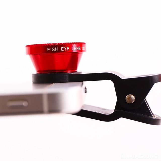 Bộ lens đa năng chụp ảnh cho điện thoại - 13