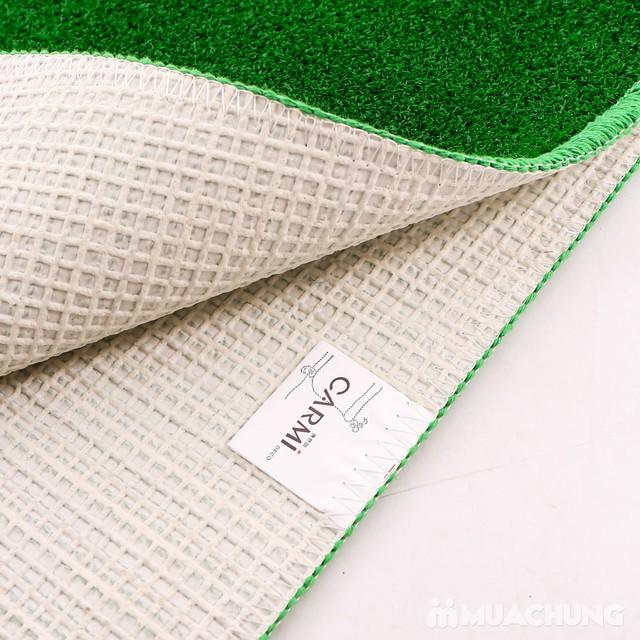 Thảm cỏ nhân tạo cao cấp Carmi 120x50cm  - 8