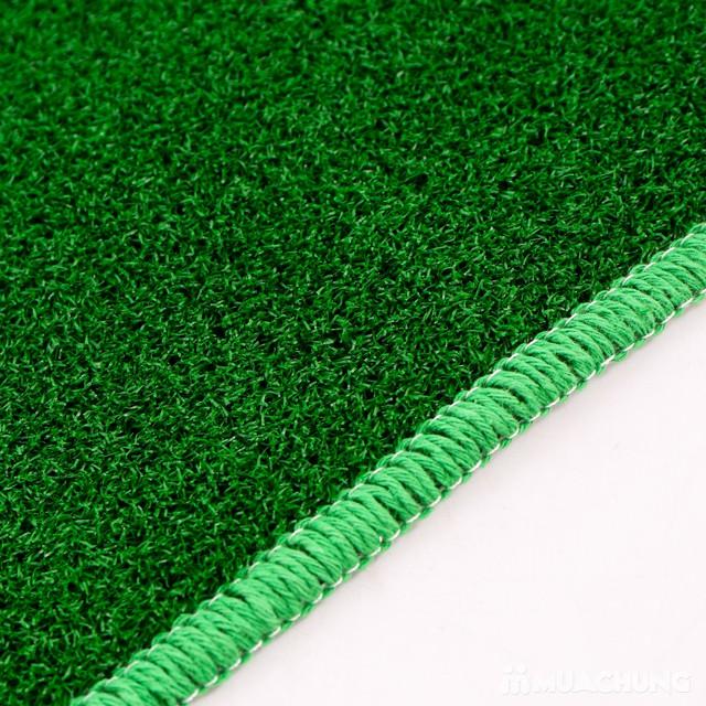 Thảm cỏ nhân tạo cao cấp Carmi 120x50cm  - 3